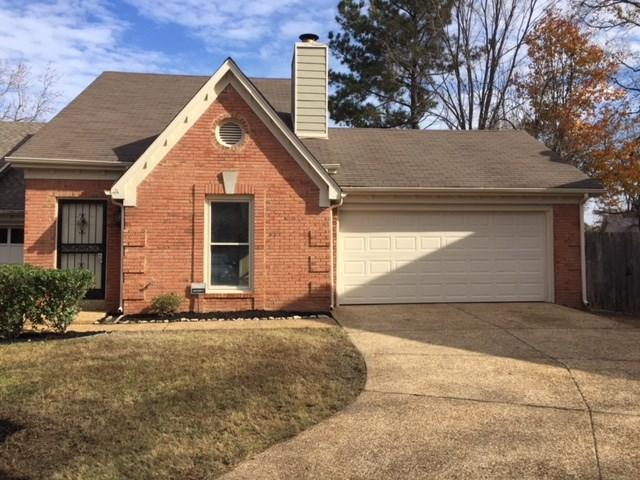 7178 N Germanwood Ct, Memphis, TN 38125 (#10017133) :: ReMax On Point