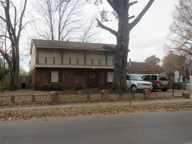 3127 Castleman St, Memphis, TN 38118 (#10017170) :: RE/MAX Real Estate Experts