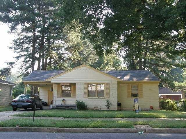3588 Donna Dr, Memphis, TN 38127 (#10018143) :: The Wallace Team - RE/MAX On Point