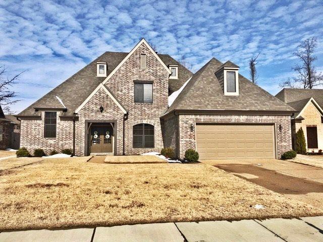 12146 Brooks River Dr, Arlington, TN 38002 (#10018516) :: RE/MAX Real Estate Experts