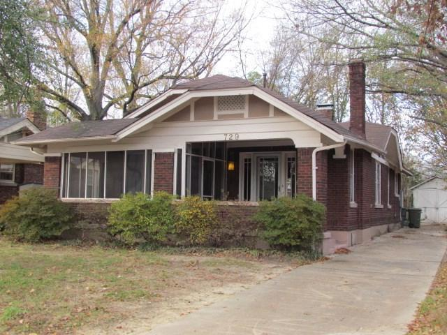 729 N Belvedere St, Memphis, TN 38107 (#10018558) :: ReMax On Point