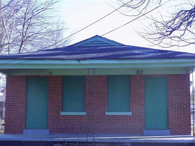 311 Fay Ave, Memphis, TN 38109 (#10018611) :: Berkshire Hathaway HomeServices Taliesyn Realty