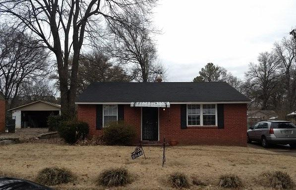 2846 Flora Ave, Memphis, TN 38114 (#10018777) :: The Wallace Team - RE/MAX On Point