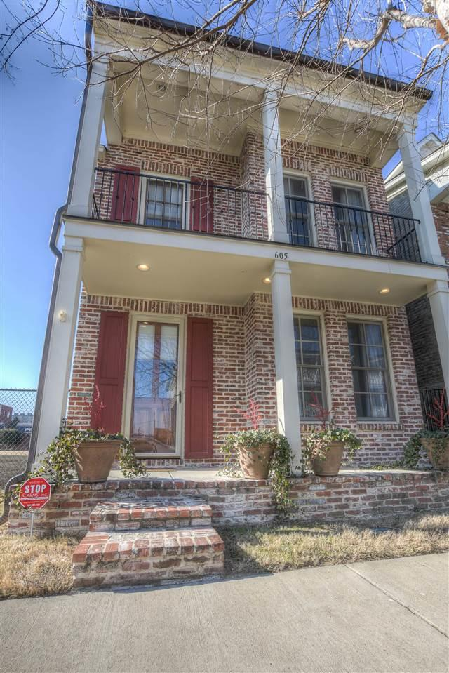 605 S Front St, Memphis, TN 38103 (#10019600) :: The Wallace Team - RE/MAX On Point