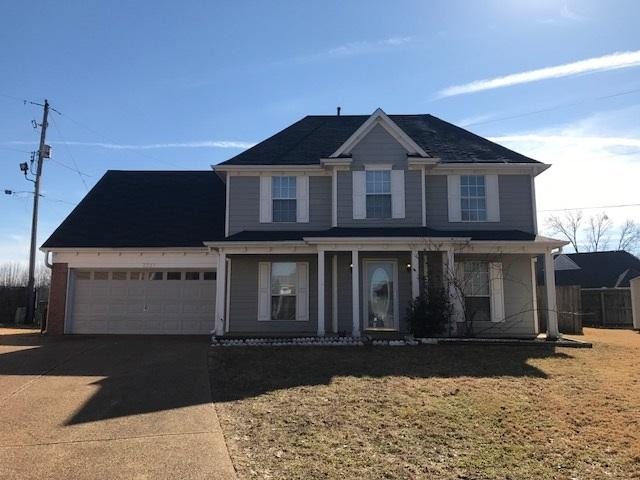 7737 Roxshire Cv, Unincorporated, TN 38125 (#10019971) :: The Wallace Team - RE/MAX On Point