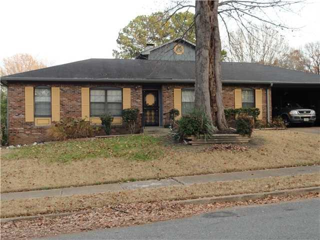 3990 Lehi Dr, Memphis, TN 38128 (#10020260) :: The Wallace Team - RE/MAX On Point