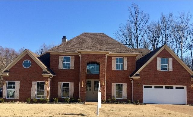 5030 Gertrude Dr, Unincorporated, TN 38125 (#10020413) :: The Wallace Team - RE/MAX On Point