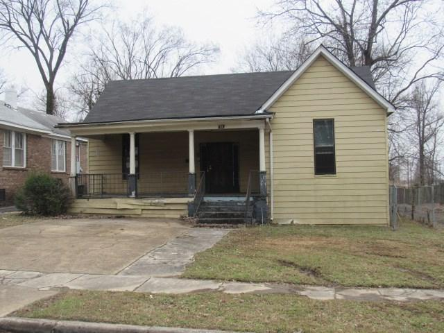 25 E Davant Ave E, Memphis, TN 38109 (#10020437) :: The Wallace Team - RE/MAX On Point