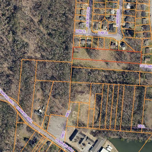 LOT 10 St Elmo Ave, Memphis, TN 38128 (#10021026) :: The Wallace Team - RE/MAX On Point