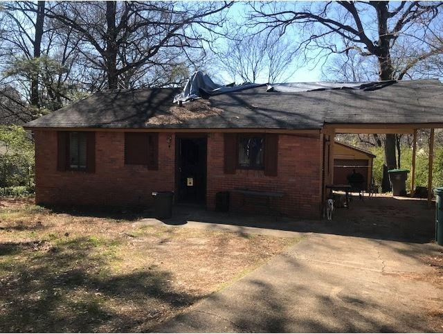 2790 Montague Ave, Memphis, TN 38114 (#10022511) :: RE/MAX Real Estate Experts