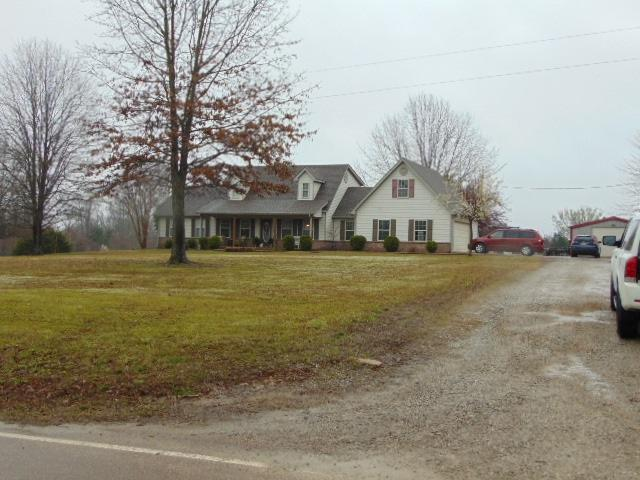 1580 Price Rd, Unincorporated, TN 38057 (#10022703) :: ReMax On Point