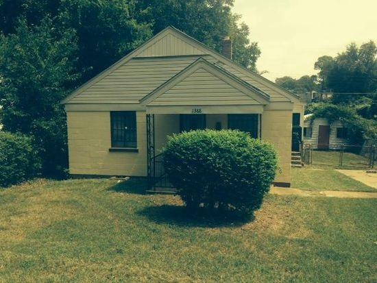 1388 Kyle Ave, Memphis, TN 38106 (#10022711) :: ReMax On Point