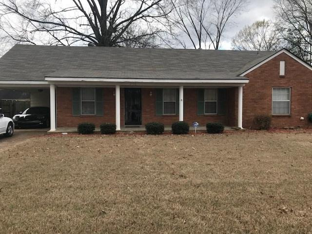 3126 Domar St, Memphis, TN 38118 (#10023015) :: The Wallace Team - RE/MAX On Point