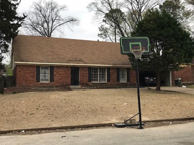1966 Danberry Ave, Memphis, TN 38116 (#10023653) :: The Wallace Team - RE/MAX On Point