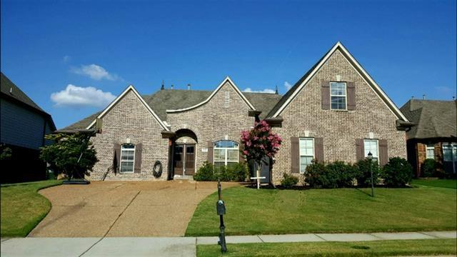 5336 Conifer View Ln, Lakeland, TN 38002 (#10024246) :: JASCO Realtors®