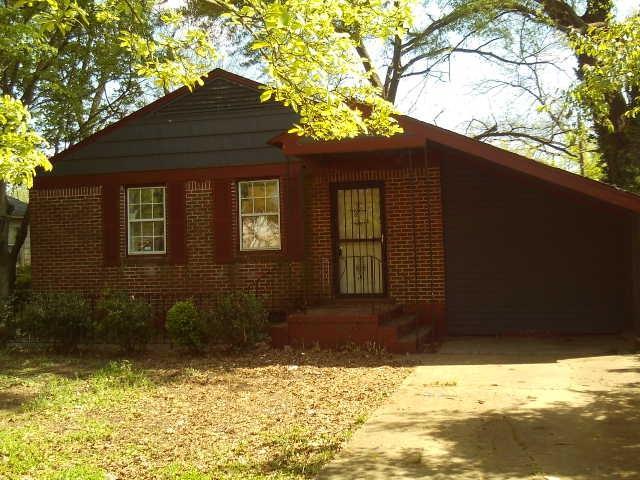 843 E Gage Ave, Memphis, TN 38106 (#10025069) :: The Melissa Thompson Team