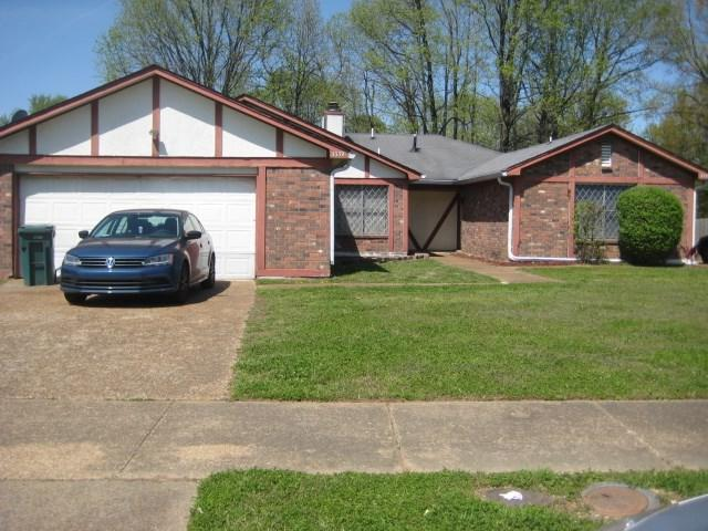 3337 Cristil St, Memphis, TN 38118 (#10025516) :: The Melissa Thompson Team
