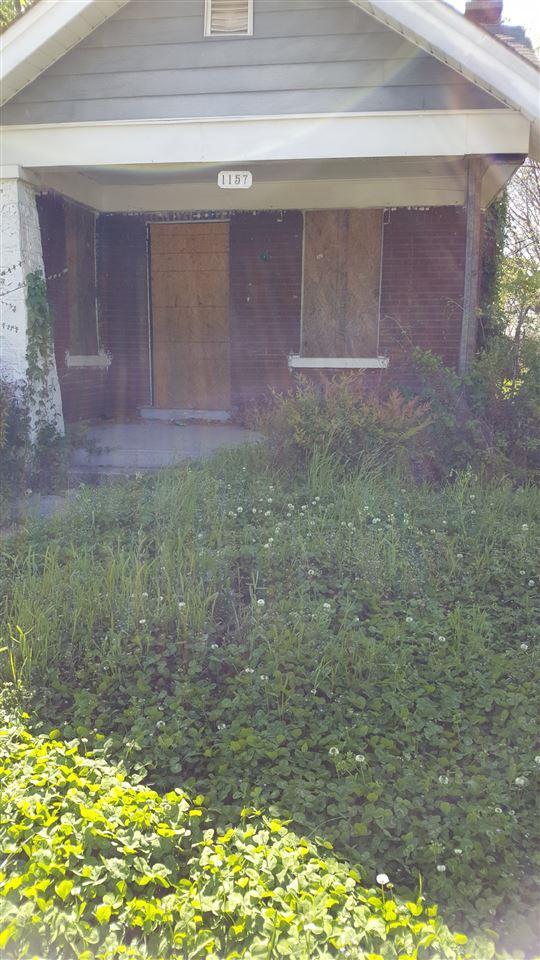 1157 Melrose St, Memphis, TN 38106 (#10025586) :: The Melissa Thompson Team