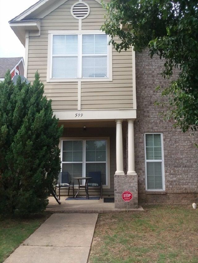 599 Peyton Cir, Memphis, TN 38107 (#10027528) :: The Wallace Group - RE/MAX On Point