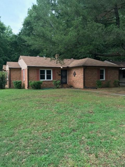 1381 Cherry Rd, Memphis, TN 38117 (#10027559) :: RE/MAX Real Estate Experts