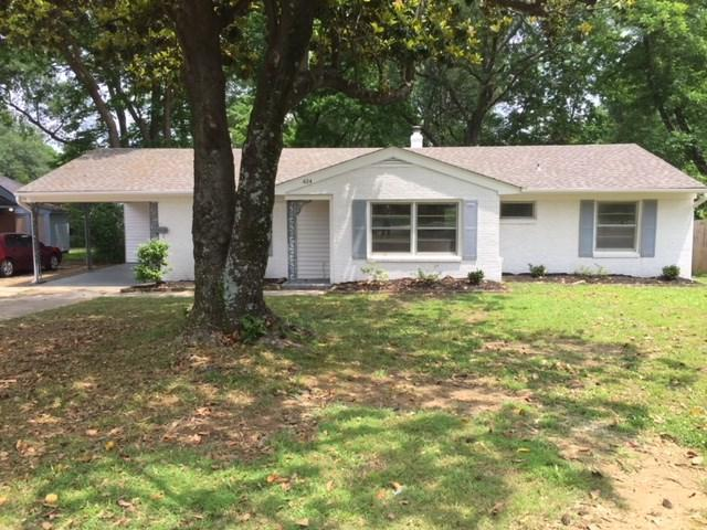 424 N Graham St, Memphis, TN 38122 (#10027648) :: The Wallace Group - RE/MAX On Point