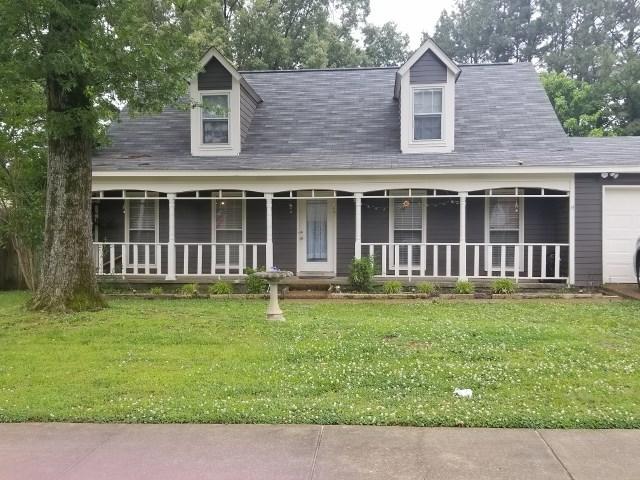 6271 Ridge Manor Dr, Memphis, TN 38115 (#10027693) :: The Melissa Thompson Team