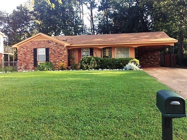 1896 W Holmes Rd, Memphis, TN 38109 (#10028734) :: ReMax Experts
