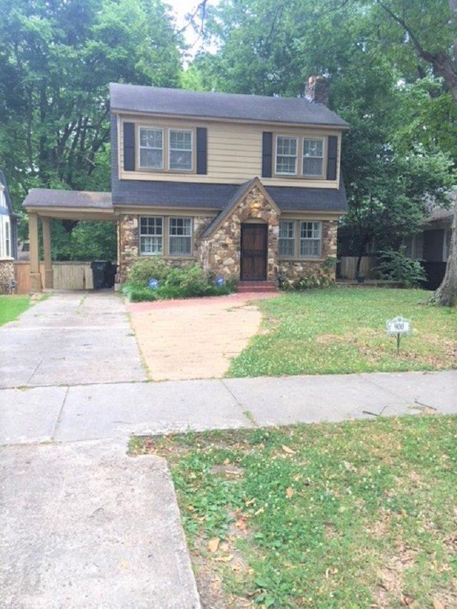900 University St, Memphis, TN 38107 (#10029370) :: JASCO Realtors®