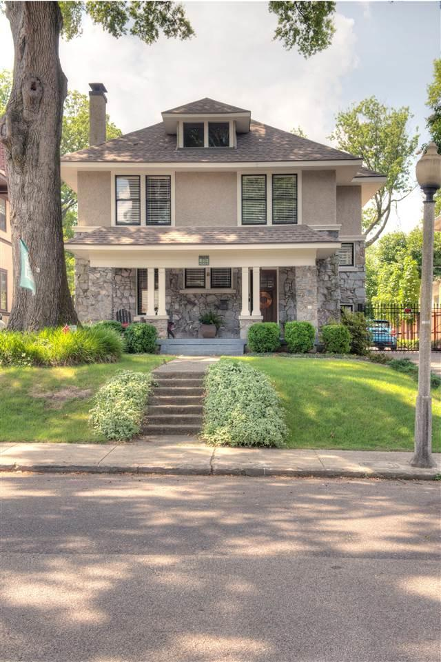 1751 Carr Ave, Memphis, TN 38104 (#10029678) :: Berkshire Hathaway HomeServices Taliesyn Realty