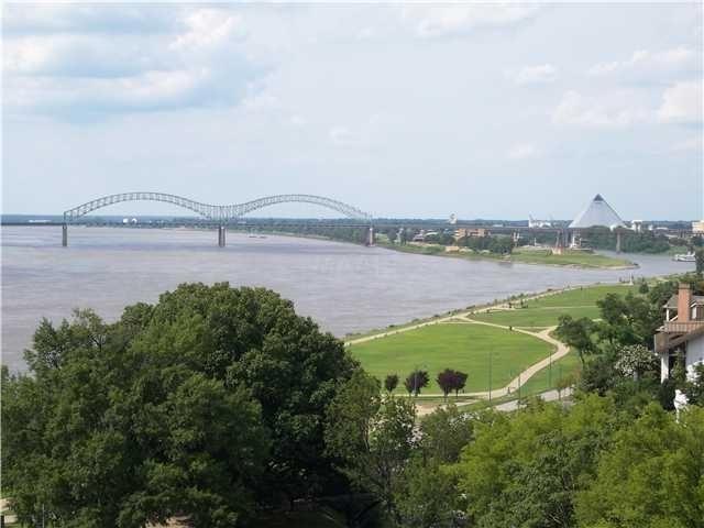 655 Riverside Dr #402, Memphis, TN 38103 (#10029786) :: Berkshire Hathaway HomeServices Taliesyn Realty