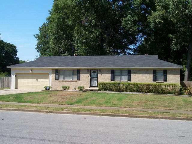 2316 Mcgowan Dr, Memphis, TN 38127 (#10030440) :: The Melissa Thompson Team