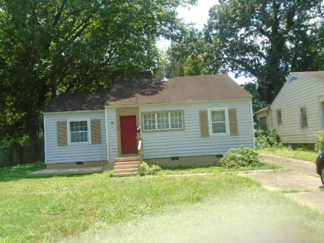 3181 Carnes Ave, Memphis, TN 38111 (#10031119) :: RE/MAX Real Estate Experts