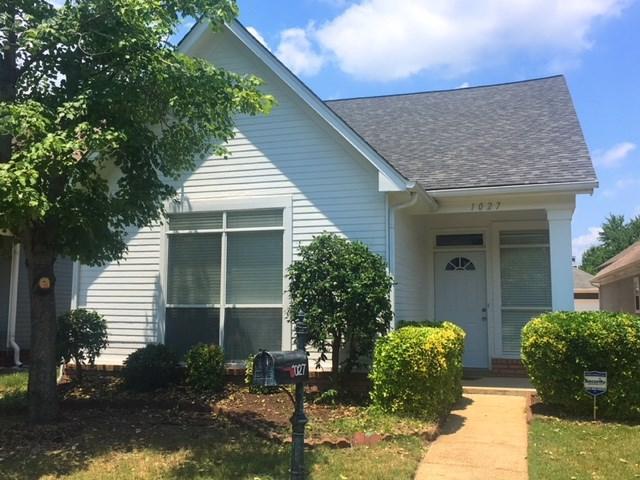 1027 River Isle Cv, Memphis, TN 38103 (#10032262) :: ReMax Experts
