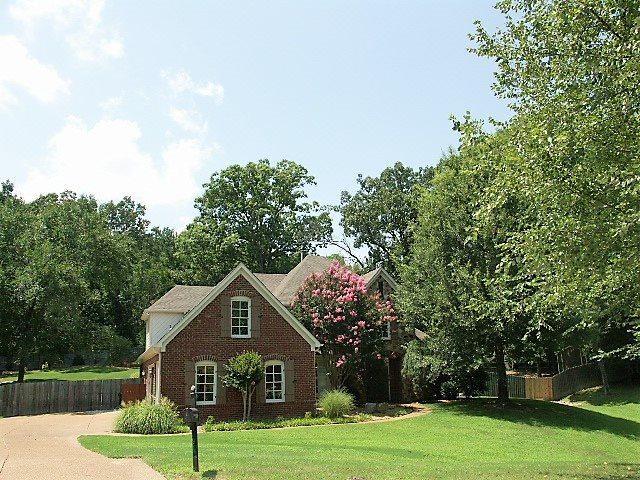 10180 W Herons Nest Cv, Lakeland, TN 38002 (#10032326) :: RE/MAX Real Estate Experts