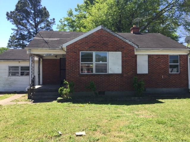 4323 Macon Rd, Memphis, TN 38122 (#10032490) :: ReMax Experts