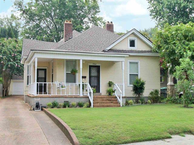 752 Metcalf St, Memphis, TN 38104 (#10033321) :: The Home Gurus, PLLC of Keller Williams Realty