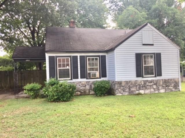 1582 Dunmoor St, Memphis, TN 38114 (#10033784) :: The Home Gurus, PLLC of Keller Williams Realty