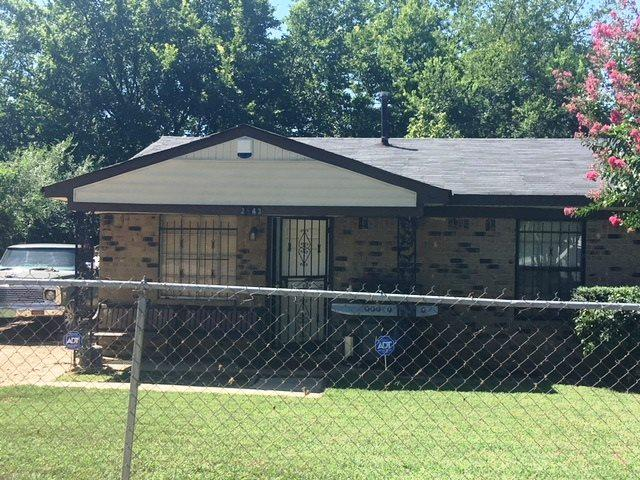 2543 Lisa Ave, Memphis, TN 38127 (#10033831) :: All Stars Realty