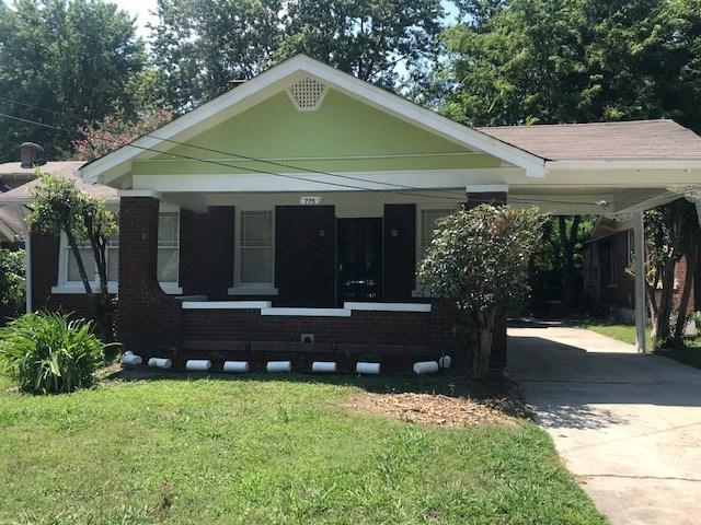 775 Dickinson St, Memphis, TN 38107 (#10033870) :: Berkshire Hathaway HomeServices Taliesyn Realty