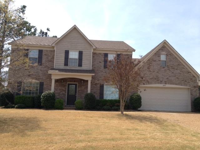 6435 E Forked River Cv, Bartlett, TN 38135 (#10034145) :: The Wallace Group - RE/MAX On Point