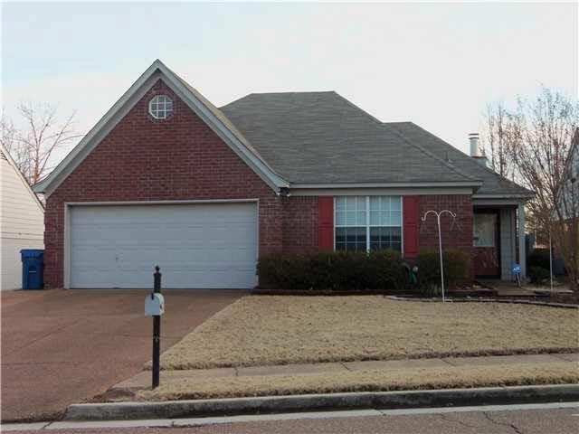 9595 Chi Chi Ln, Lakeland, TN 38002 (#10034333) :: The Wallace Group - RE/MAX On Point