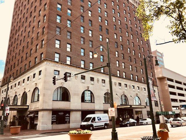 109 N Main St #1401, Memphis, TN 38103 (#10034348) :: All Stars Realty