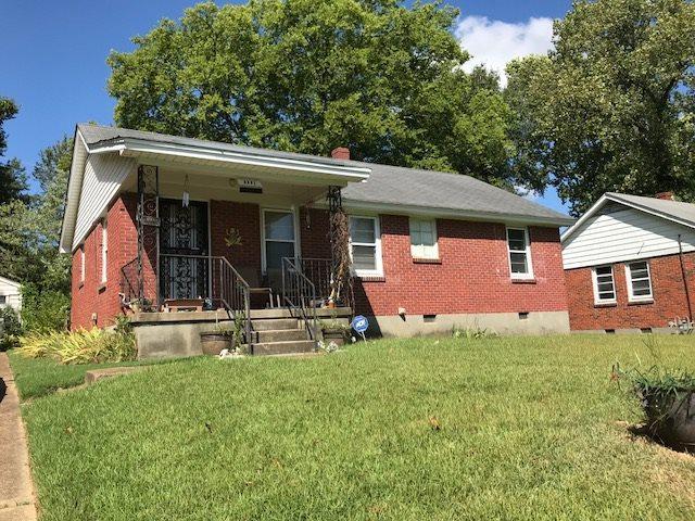 3301 Ashland St, Memphis, TN 38127 (#10036055) :: The Melissa Thompson Team