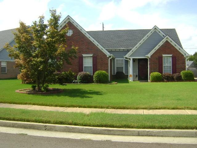 5333 Ragan Ridge Dr, Unincorporated, TN 38141 (#10036128) :: The Melissa Thompson Team