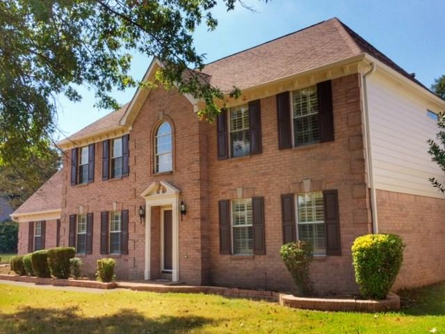 1521 Howling Dr, Collierville, TN 38017 (#10037100) :: The Melissa Thompson Team