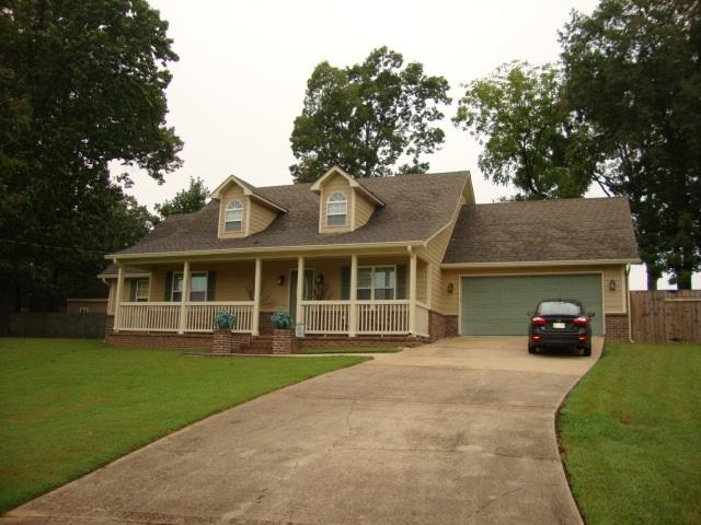 81 Honeysuckle Ln, Atoka, TN 38004 (#10037165) :: The Melissa Thompson Team