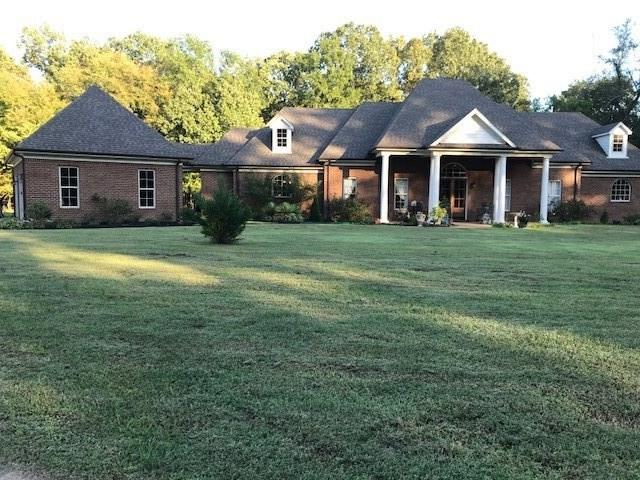 3320 Hwy 194 Hwy, Unincorporated, TN 38066 (#10037721) :: The Melissa Thompson Team