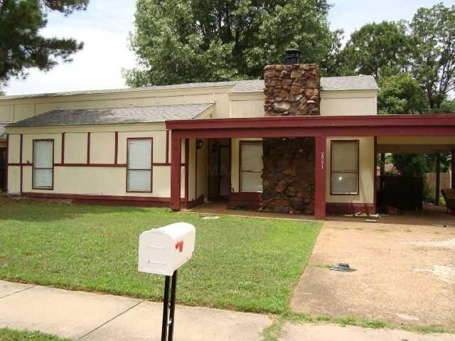 2991 Oak Allee St, Memphis, TN 38115 (#10037864) :: The Melissa Thompson Team