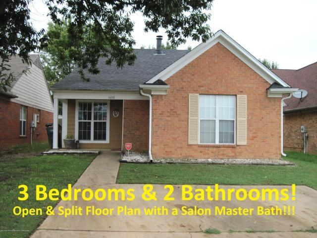 1096 W E Ross Pky, Southaven, MS 38671 (#10038297) :: The Melissa Thompson Team