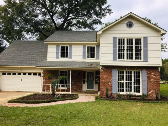 1595 Kimbrook Cv, Germantown, TN 38138 (#10038706) :: The Wallace Group - RE/MAX On Point